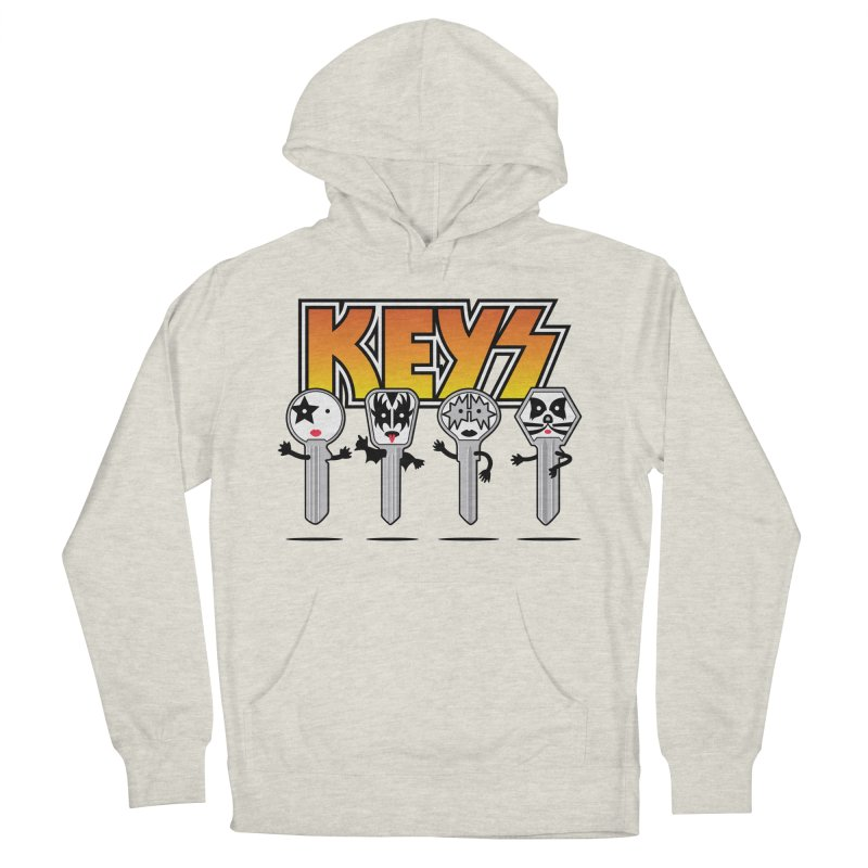 Keys Women's Pullover Hoody by MagicMagic Artist Shop