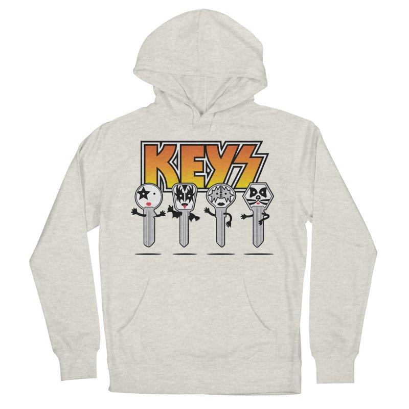 Keys Men's Pullover Hoody by MagicMagic Artist Shop