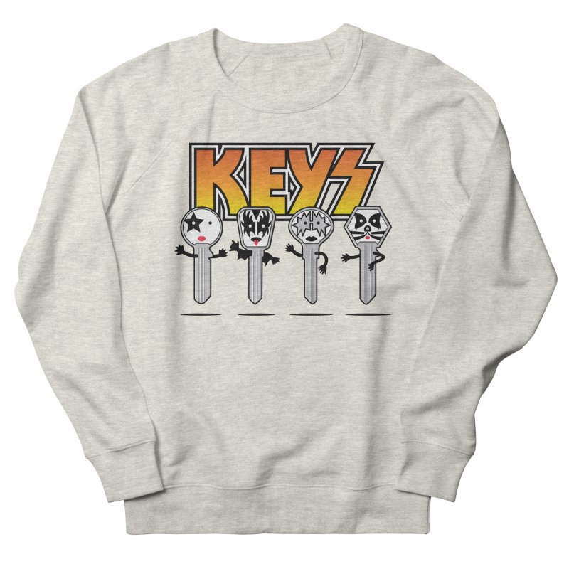 Keys Women's French Terry Sweatshirt by magicmagic