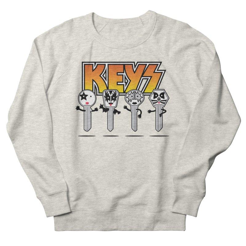 Keys Women's Sweatshirt by MagicMagic Artist Shop