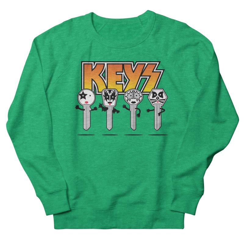 Keys Men's French Terry Sweatshirt by magicmagic