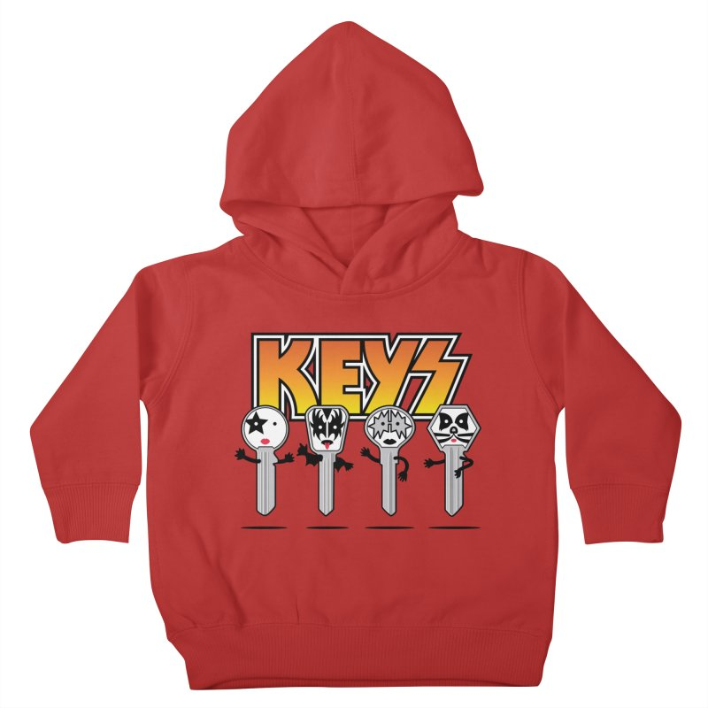 Keys Kids Toddler Pullover Hoody by magicmagic