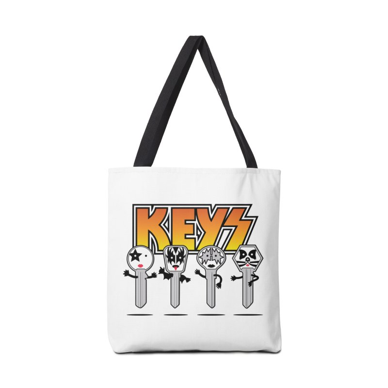 Keys Accessories Tote Bag Bag by magicmagic