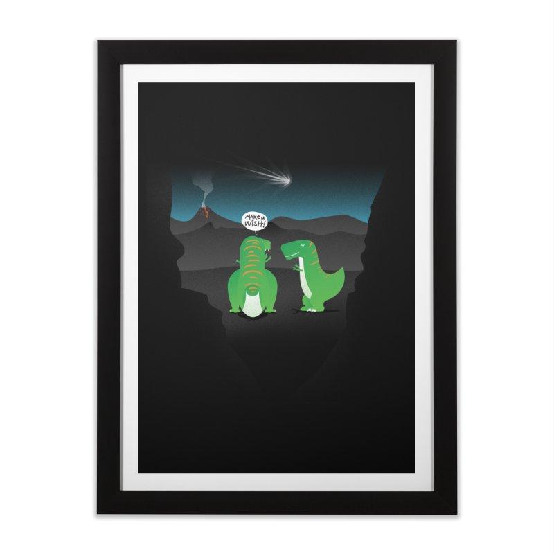 Make a wish Home Framed Fine Art Print by MagicMagic Artist Shop