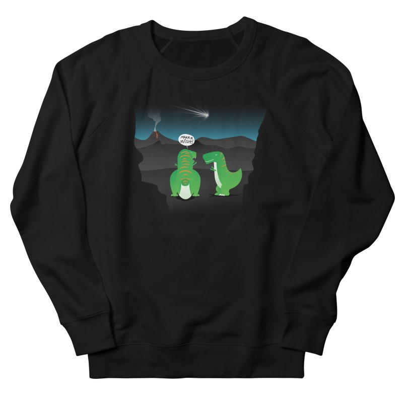 Make a wish Women's Sweatshirt by MagicMagic Artist Shop