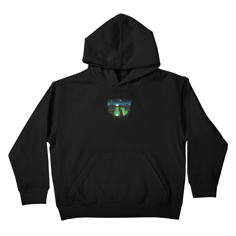 Make a wish Kids Pullover Hoody by magicmagic