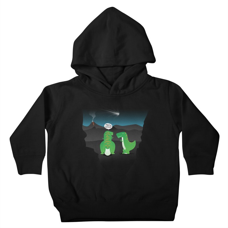 Make a wish Kids Toddler Pullover Hoody by MagicMagic Artist Shop