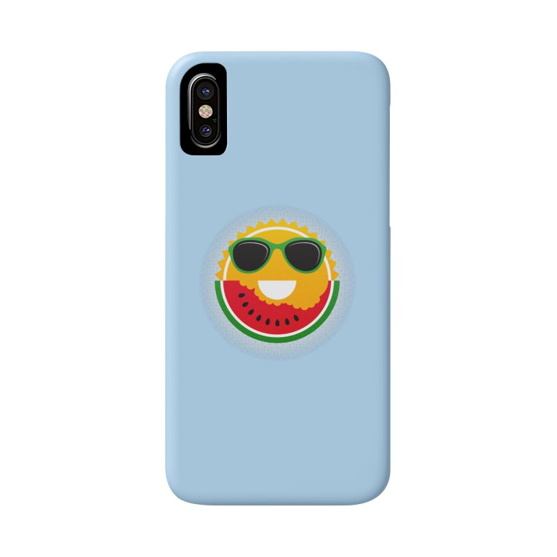 Sunny and tasteful Accessories Phone Case by MagicMagic Artist Shop