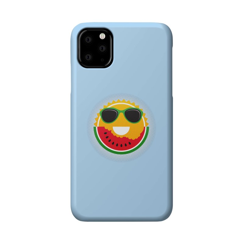 Sunny and tasteful Accessories Phone Case by magicmagic