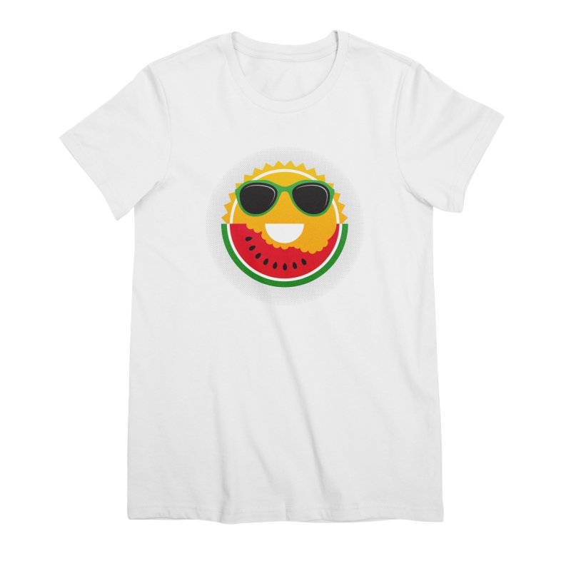 Sunny and tasteful Women's Premium T-Shirt by magicmagic