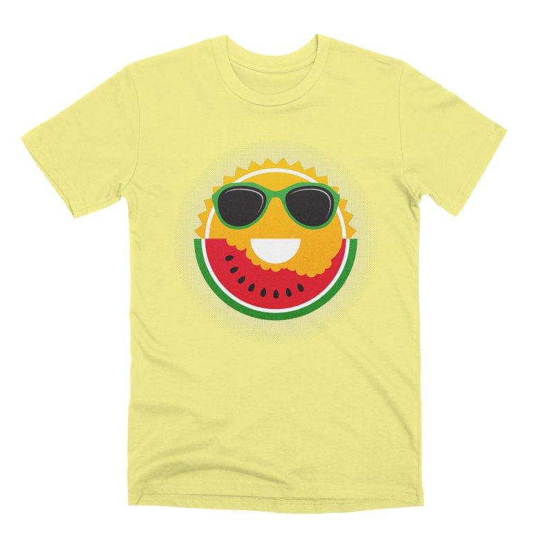 Sunny and tasteful Men's Premium T-Shirt by magicmagic