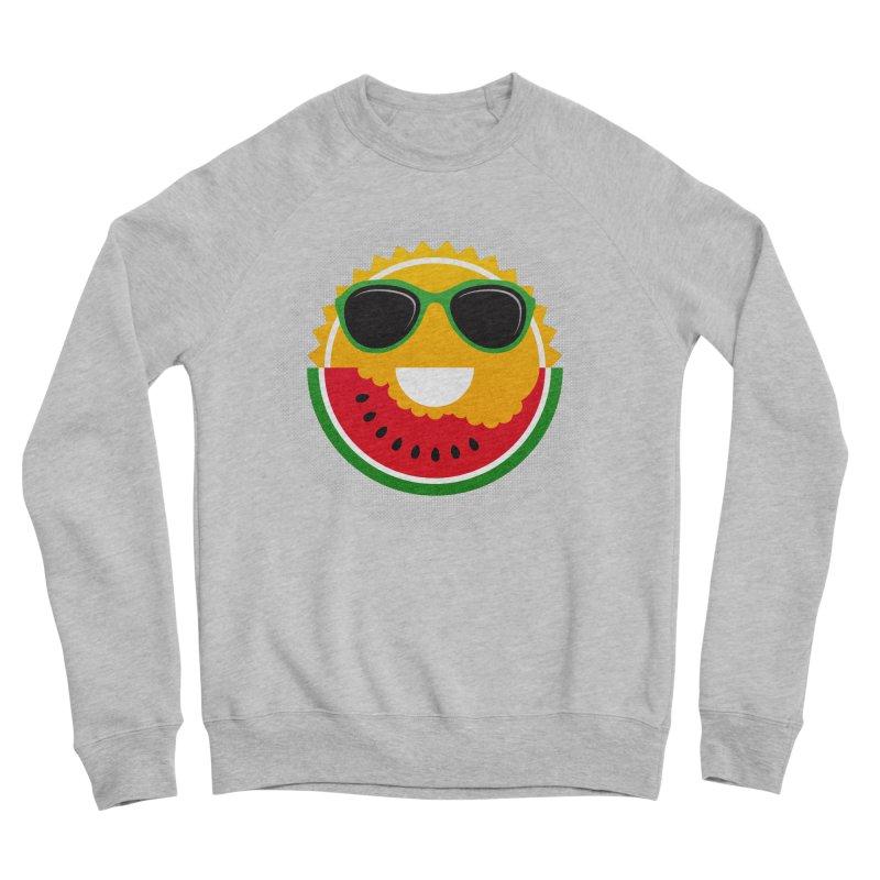 Sunny and tasteful Women's Sponge Fleece Sweatshirt by magicmagic