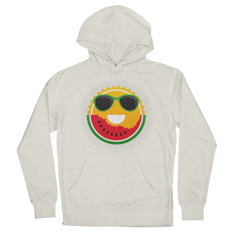 Sunny and tasteful Men's Pullover Hoody by MagicMagic Artist Shop