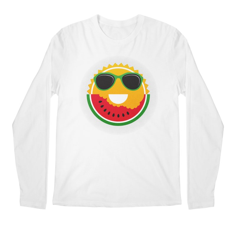 Sunny and tasteful Men's Regular Longsleeve T-Shirt by magicmagic