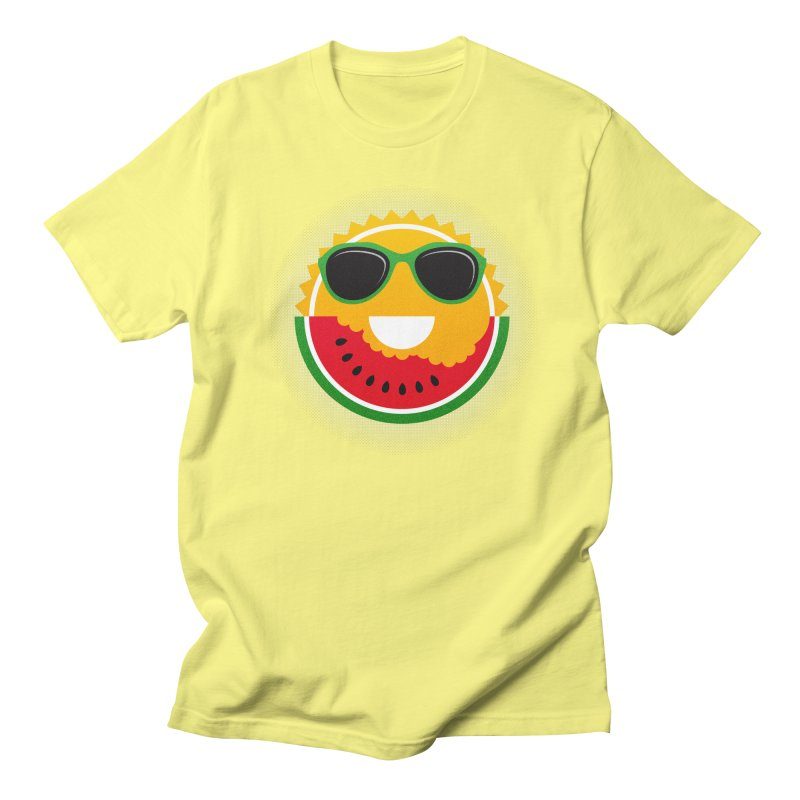 Sunny and tasteful Men's T-shirt by MagicMagic Artist Shop