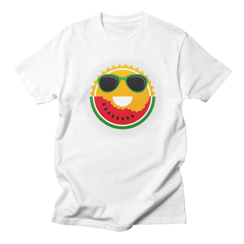 Sunny and tasteful Women's Regular Unisex T-Shirt by magicmagic