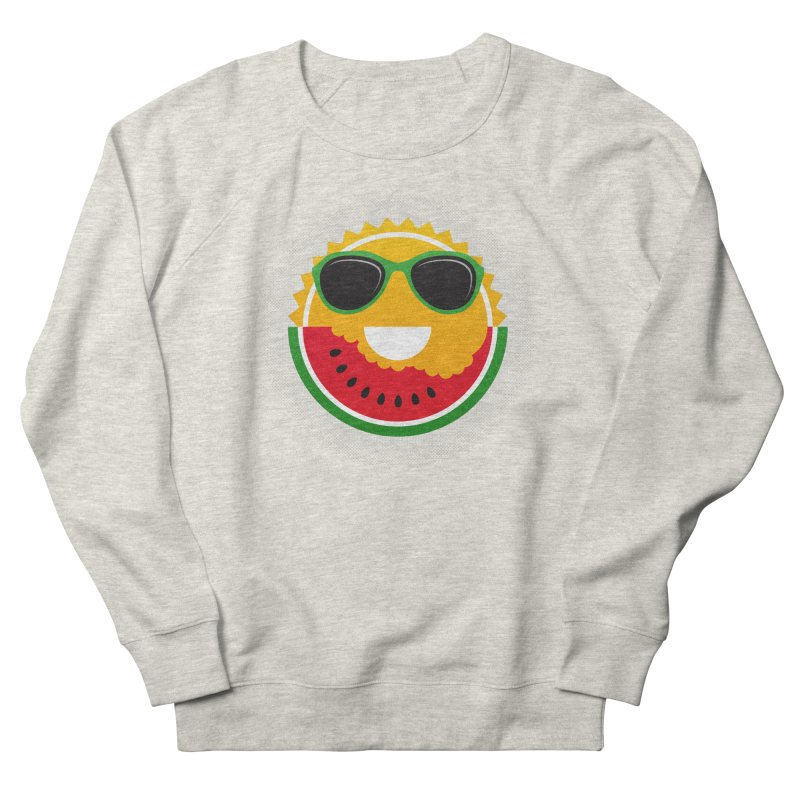 Sunny and tasteful Men's Sweatshirt by MagicMagic Artist Shop