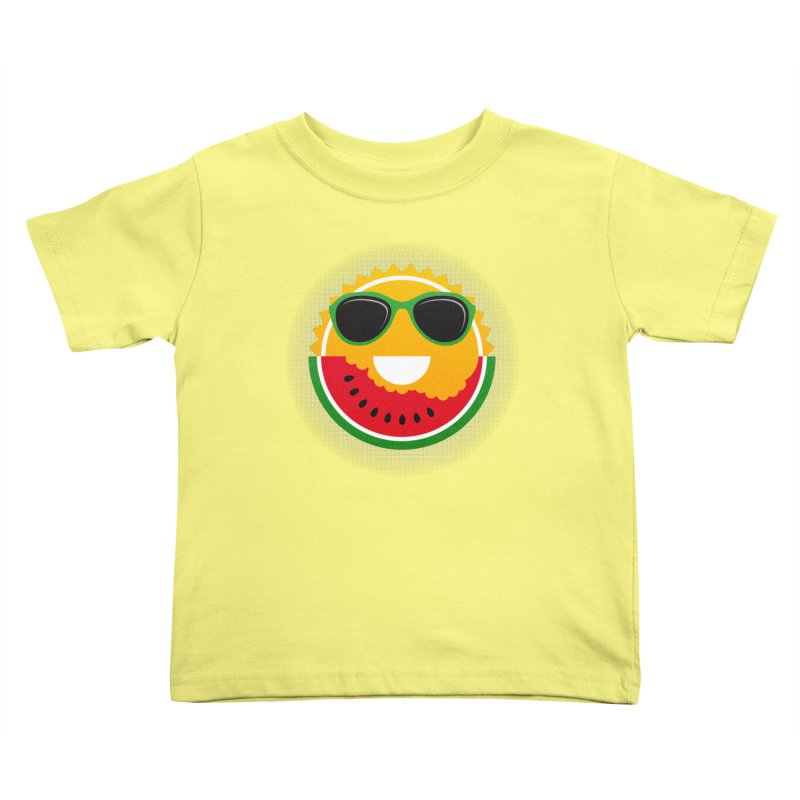 Sunny and tasteful Kids Toddler T-Shirt by MagicMagic Artist Shop