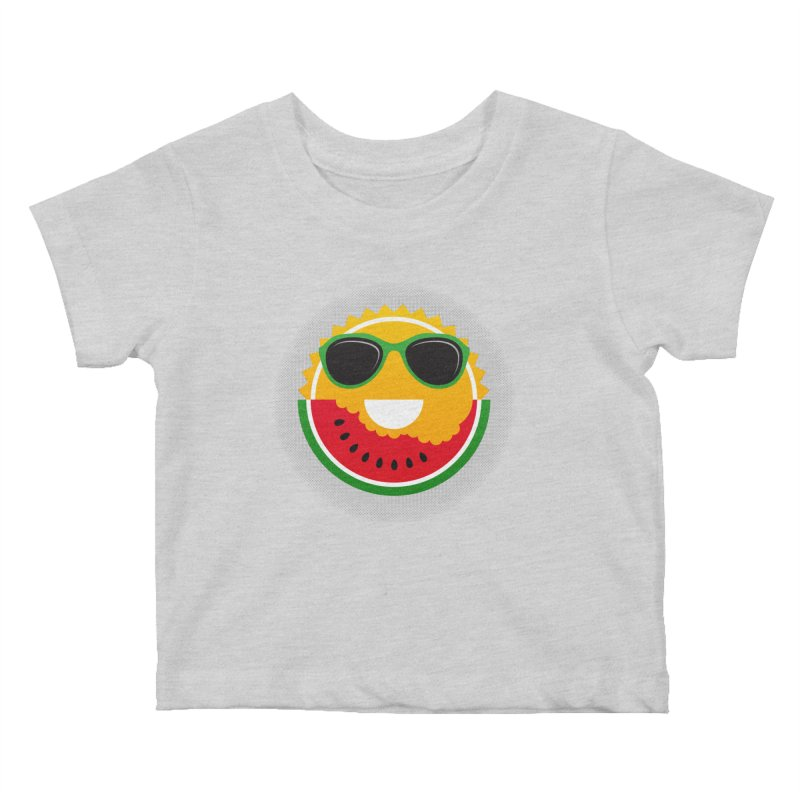 Sunny and tasteful Kids Baby T-Shirt by magicmagic