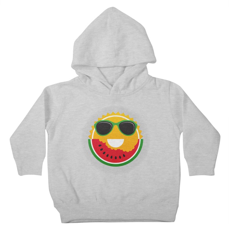 Sunny and tasteful Kids Toddler Pullover Hoody by magicmagic