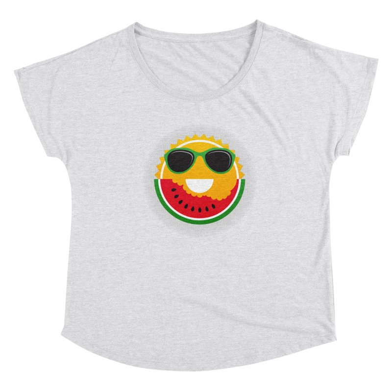 Sunny and tasteful Women's Scoop Neck by magicmagic