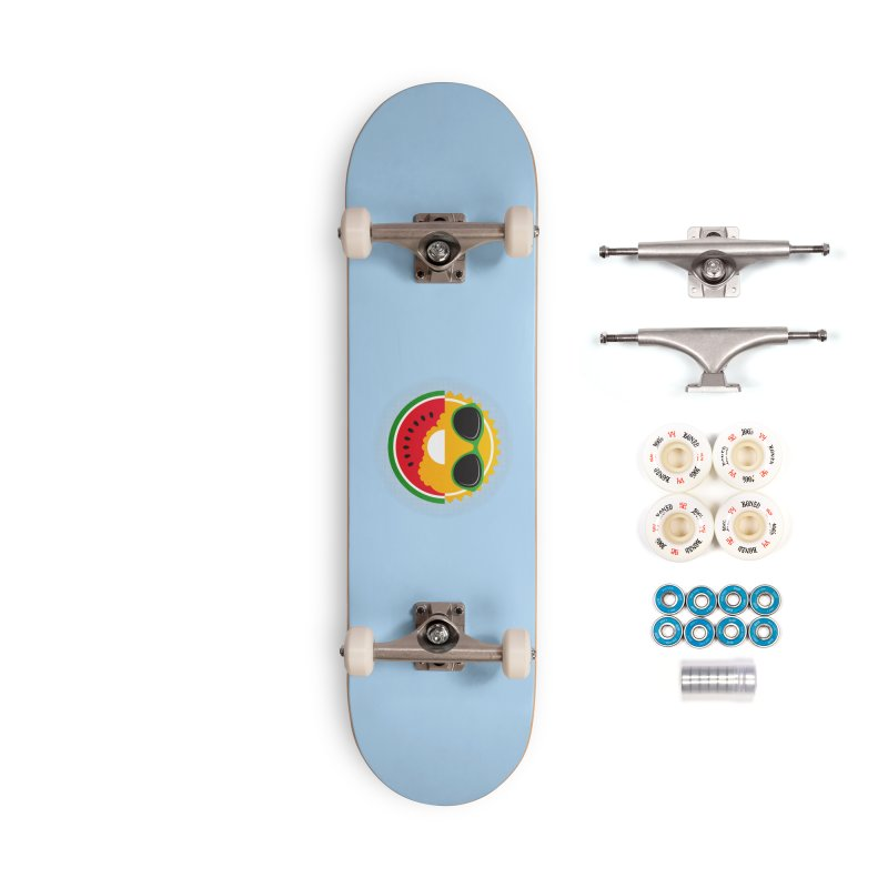 Sunny and tasteful Accessories Complete - Premium Skateboard by magicmagic
