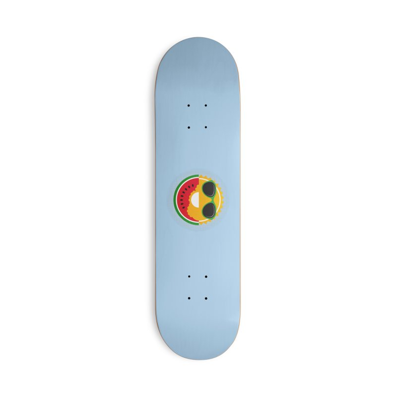 Sunny and tasteful Accessories Deck Only Skateboard by magicmagic