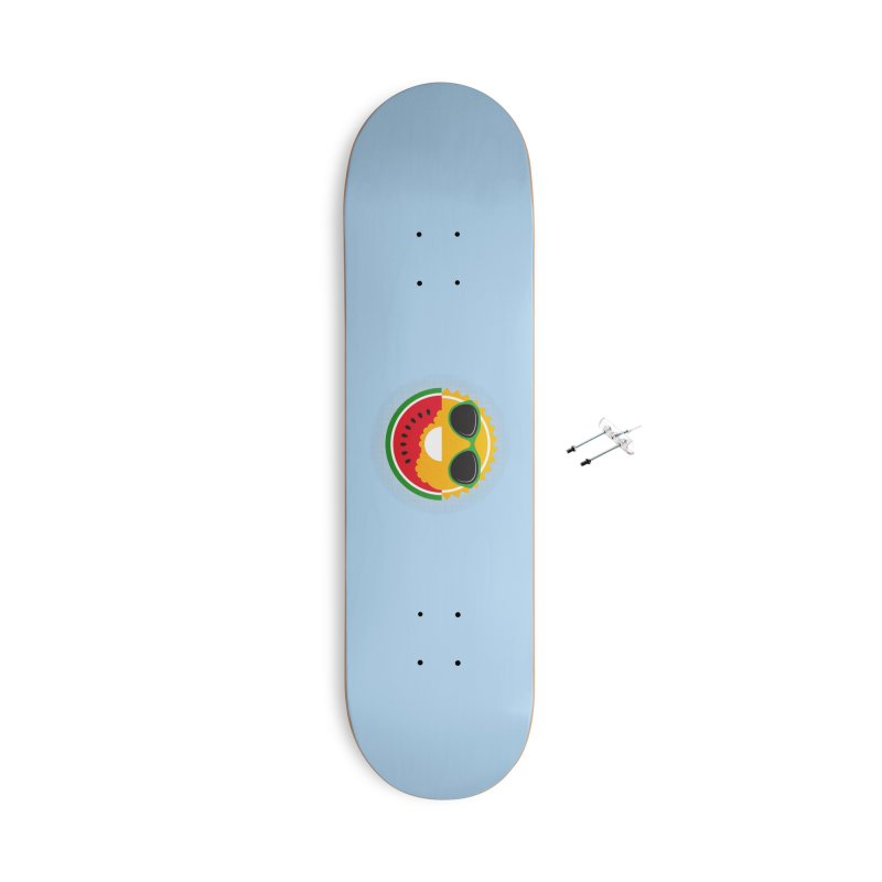 Sunny and tasteful Accessories With Hanging Hardware Skateboard by magicmagic