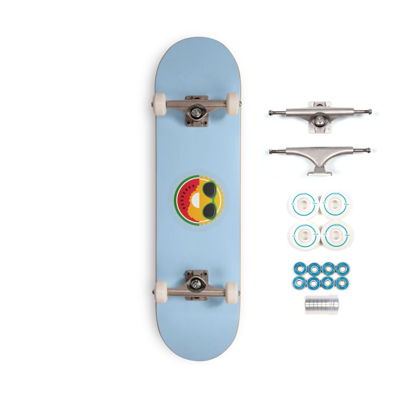 Sunny and tasteful Accessories Complete - Basic Skateboard by magicmagic