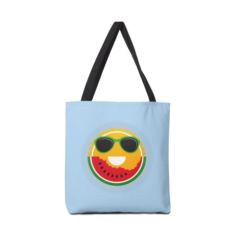 Sunny and tasteful Accessories Bag by MagicMagic Artist Shop