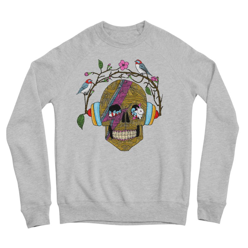 Life Men's Sponge Fleece Sweatshirt by magicmagic