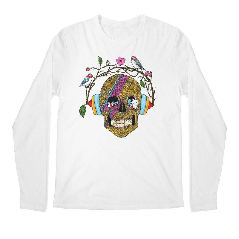Life Men's Regular Longsleeve T-Shirt by magicmagic