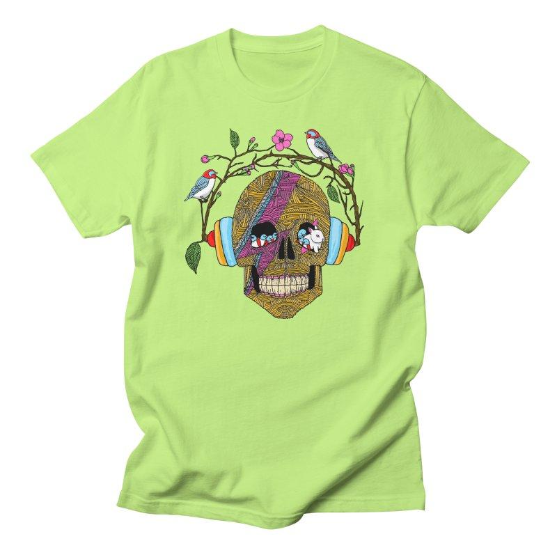 Life Men's T-shirt by MagicMagic Artist Shop