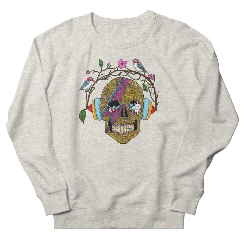 Life Men's French Terry Sweatshirt by magicmagic