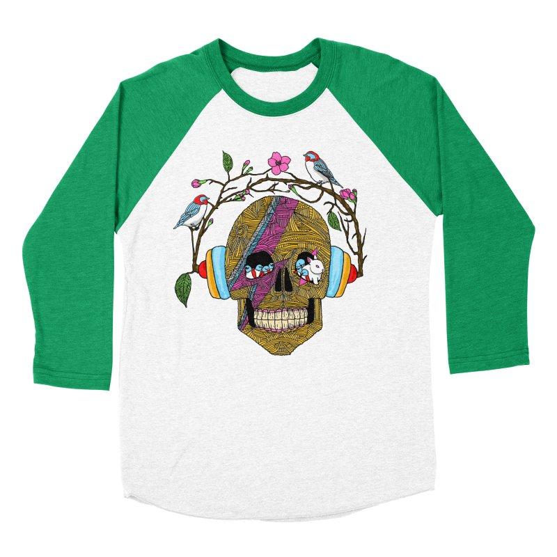 Life Women's Baseball Triblend T-Shirt by MagicMagic Artist Shop