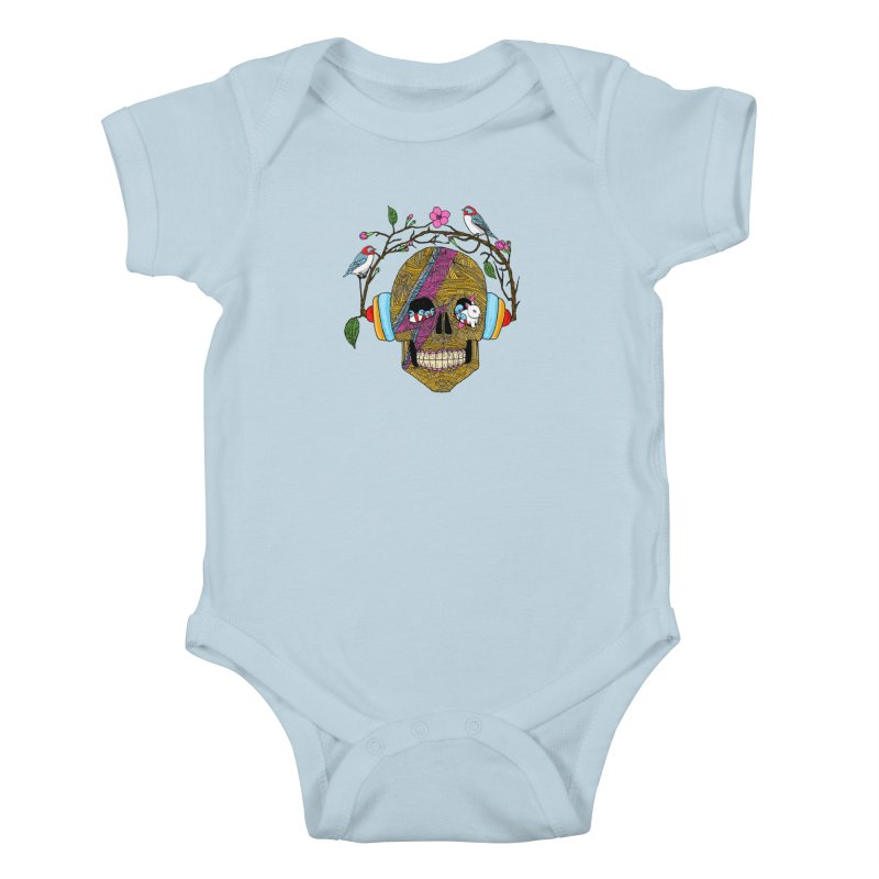 Life Kids Baby Bodysuit by MagicMagic Artist Shop