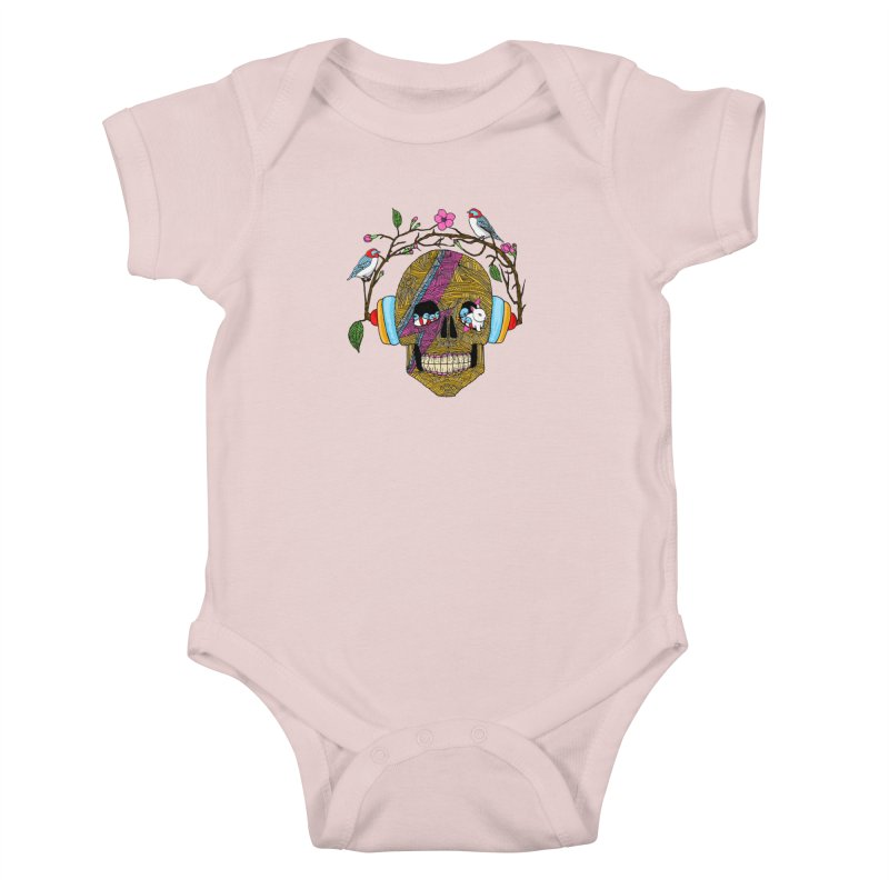 Life Kids Baby Bodysuit by magicmagic
