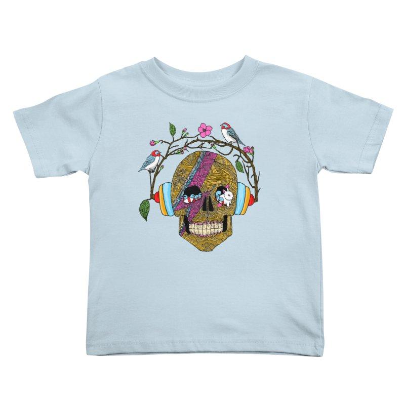 Life Kids Toddler T-Shirt by magicmagic