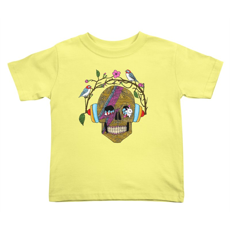 Life Kids Toddler T-Shirt by MagicMagic Artist Shop