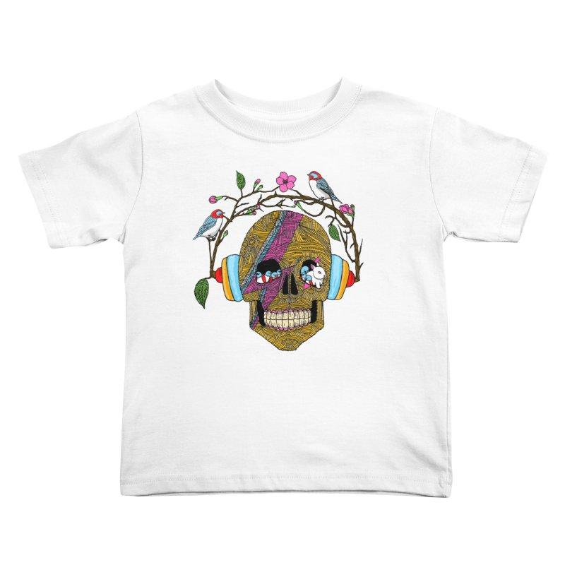 Life Kids Toddler T-Shirt by MagicMagic Artist Shop