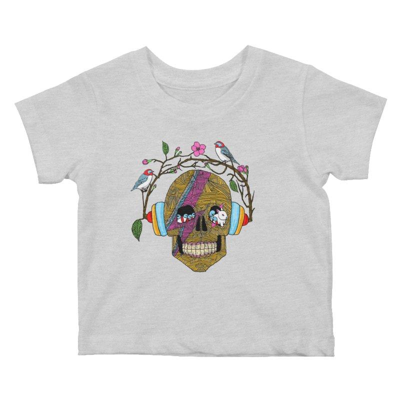 Life Kids Baby T-Shirt by magicmagic