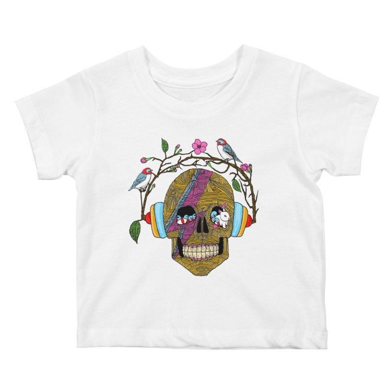 Life Kids Baby T-Shirt by magicmagic