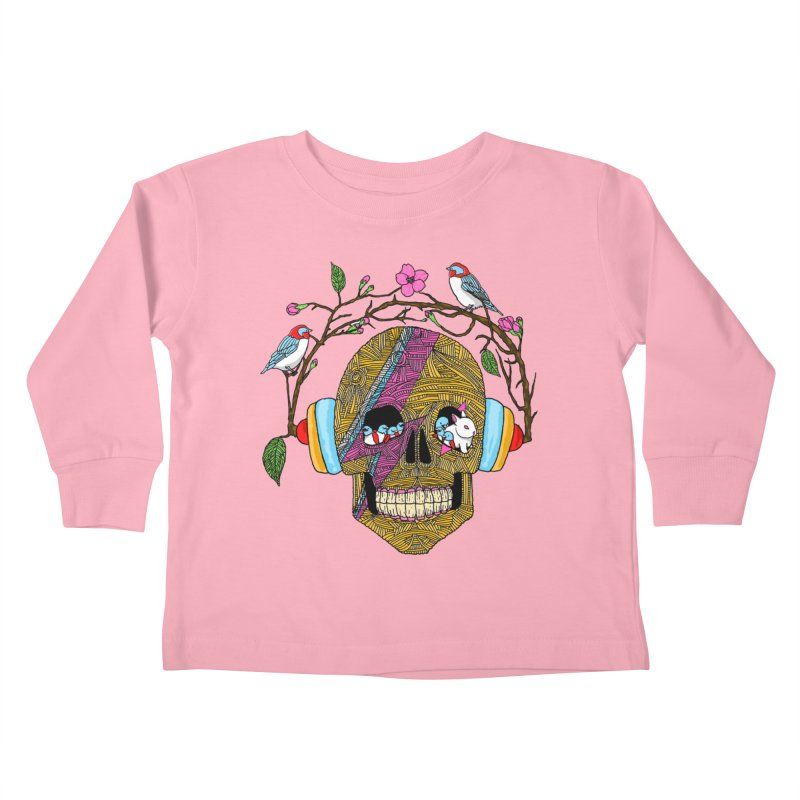 Life Kids Toddler Longsleeve T-Shirt by magicmagic