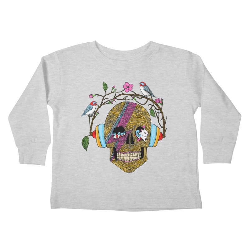 Life Kids Toddler Longsleeve T-Shirt by MagicMagic Artist Shop