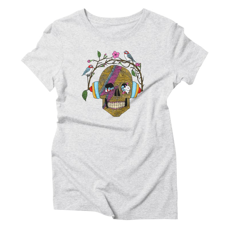Life Women's Triblend T-shirt by MagicMagic Artist Shop