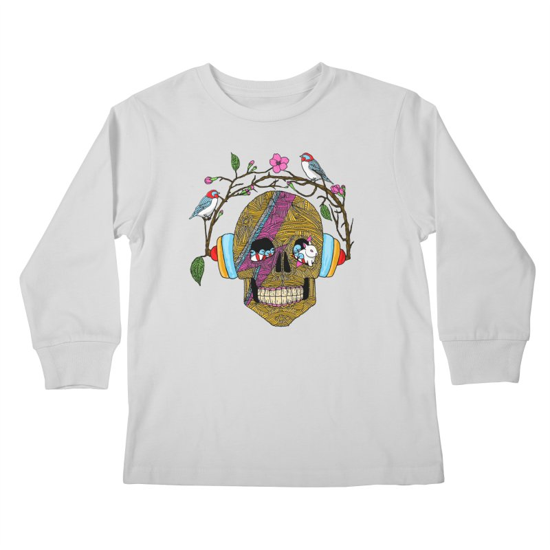 Life Kids Longsleeve T-Shirt by magicmagic