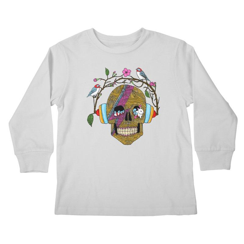 Life Kids Longsleeve T-Shirt by MagicMagic Artist Shop