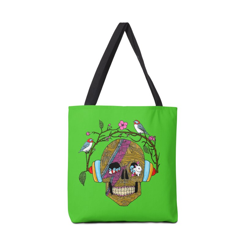 Life Accessories Tote Bag Bag by magicmagic