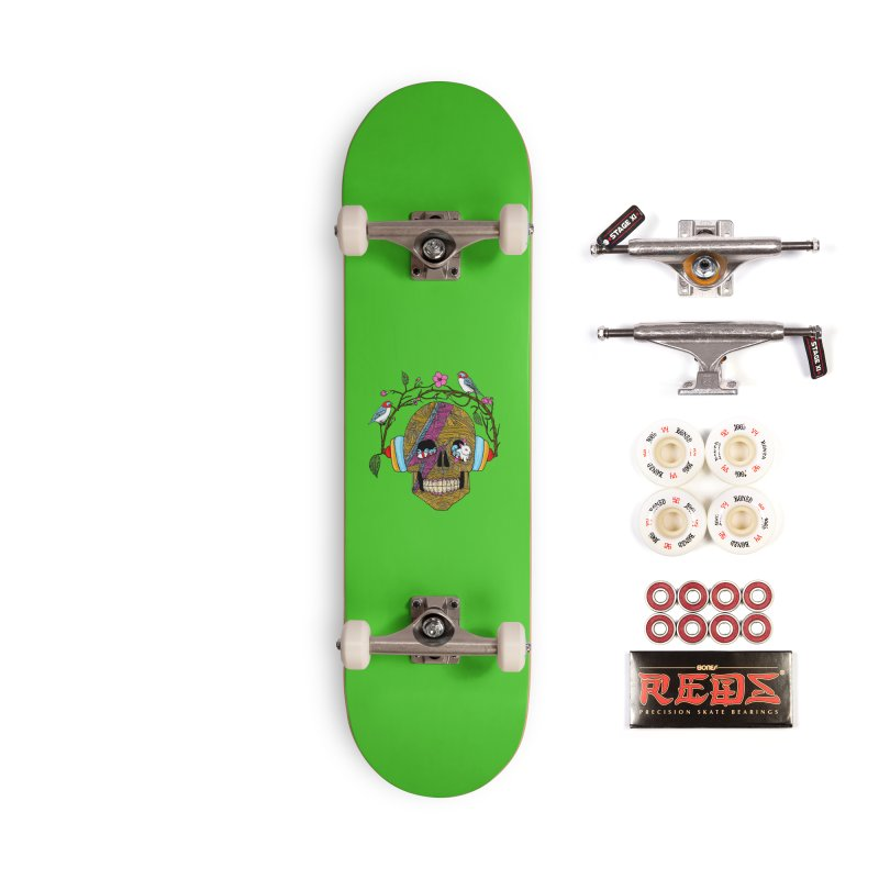 Life Accessories Complete - Pro Skateboard by magicmagic