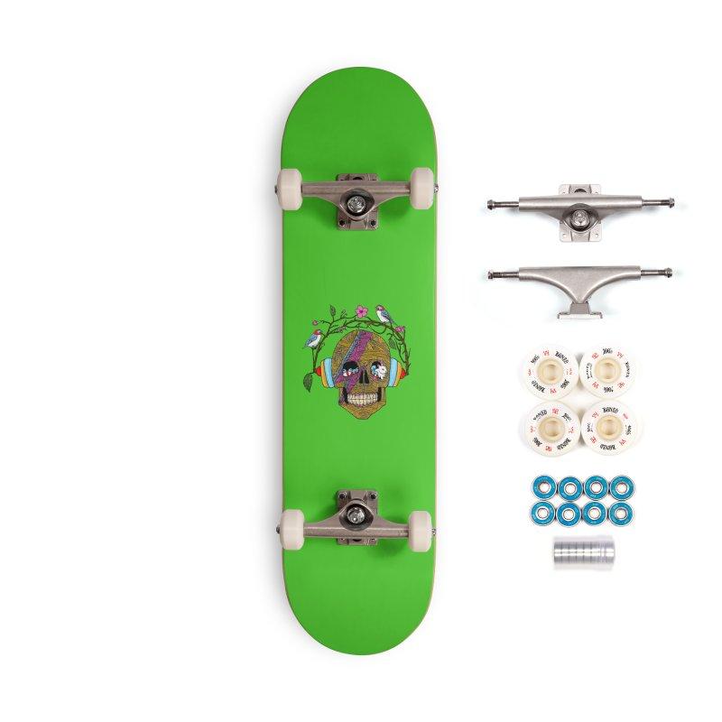 Life Accessories Complete - Premium Skateboard by magicmagic